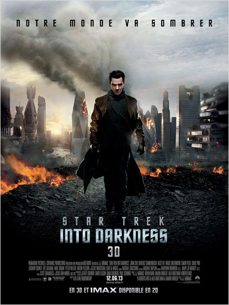 Star Trek Into the Darkness