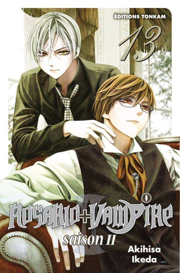 rosario-vampire-saison-ii-manga-volume-13-simple-75757